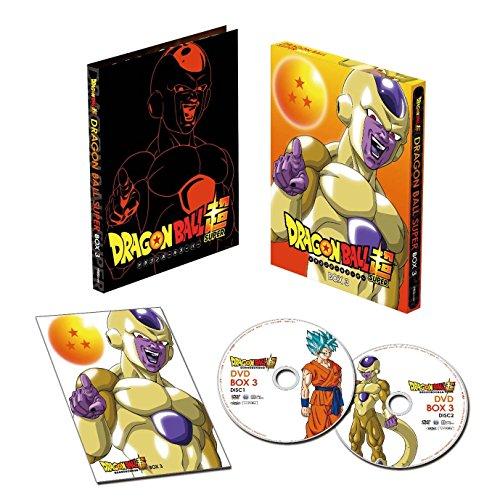 【新品】 ドラゴンボール超 DVD BOX3