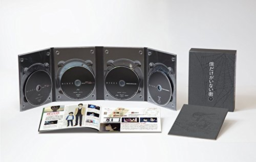 【新品】 僕だけがいない街 下(完全生産限定版) [DVD]