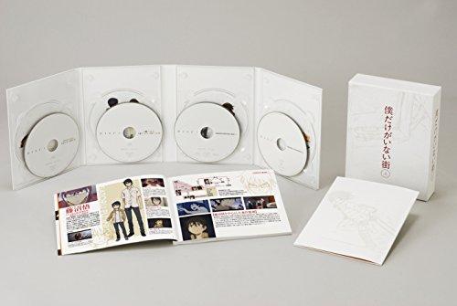 【新品】 僕だけがいない街 上(完全生産限定版) [Blu-ray]