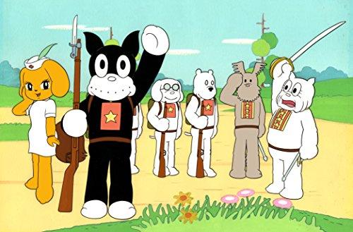 【新品】 想い出のアニメライブラリー 第61集 のらくろ DVD-BOX デジタルリマスター版