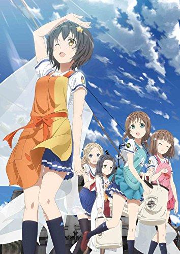 【新品】 ハイスクール・フリート 5(完全生産限定版) [Blu-ray]