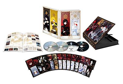 【新品】 RWBY Volume2初回仕様版Blu-ray