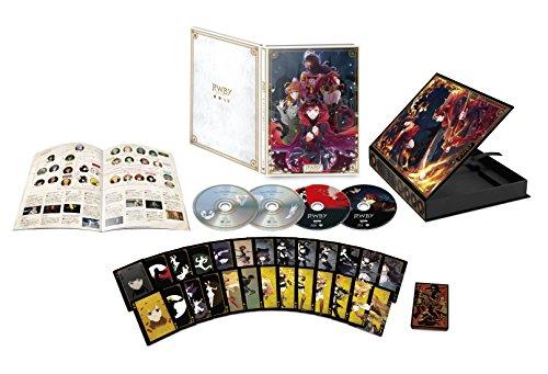 【新品】 RWBY Volume3初回仕様版Blu-ray