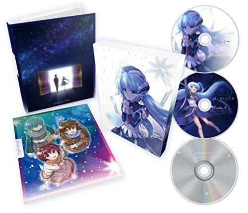 【新品】 planetarian~星の人~Blu-ray超豪華版