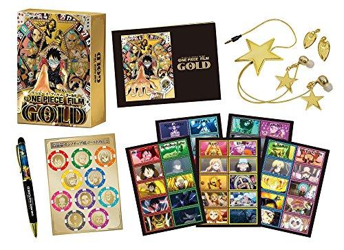 【新品 GOLD】 ONE PIECE FILM GOLD GOLDEN Blu-ray GOLDEN LIMITED EDITION EDITION, 酒天美禄 いとう酒店:7bf07357 --- officewill.xsrv.jp