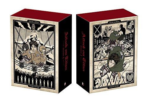 【新品】 TVアニメ「進撃の巨人」Season1 Blu-ray BOX