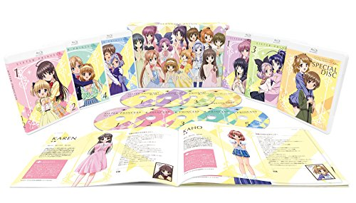 【新品】 シスター・プリンセス 15th Anniversary Blu-ray BOX(初回限定版)