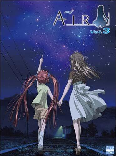 【新品】 AIR 3 初回限定版 [DVD]