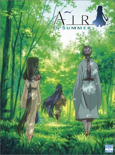 【新品】 AIR IN SUMMER(初回限定版) [DVD]