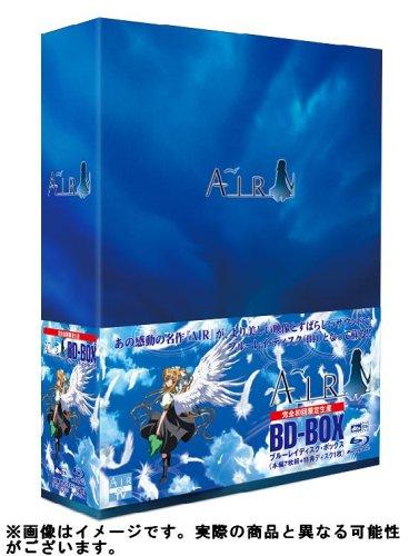【新品】 AIR Box 初回限定生産 [Blu-ray]