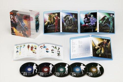 【新品】 機動戦士Zガンダム メモリアルボックス Part.I (アンコールプレス版) [Blu-ray]