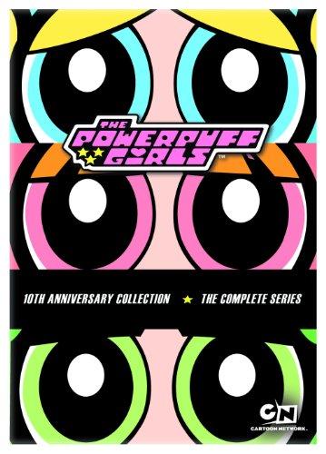 【新品】 Powerpuff Girls: Complete Series - 10th Aniv Coll [DVD] [Import]