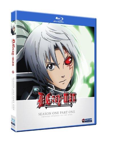 【新品】 D Gray-Man: Season 1 Part 1 [Blu-ray] [Import]