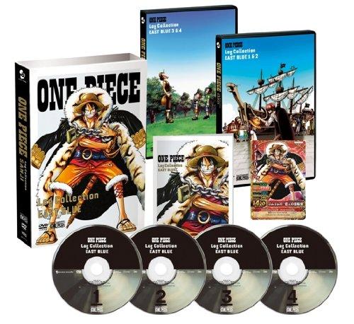 """【新品】 ONE PIECE Log Collection """"EAST BLUE"""" [DVD]"""