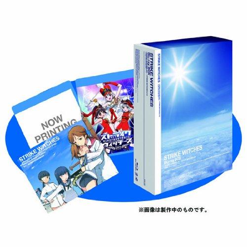 【新品】 ストライクウィッチーズ Blu-ray Box