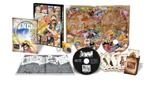【新品】 ワンピースフィルム ストロングワールド Blu-ray 10th Anniversary LIMITED EDITION 【完全初回限定生産】