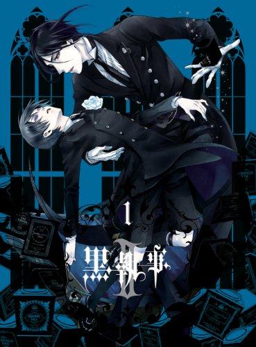 【新品】 黒執事 II 1 【完全生産限定版】 [DVD]