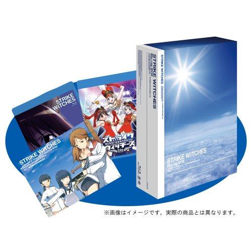 【新品 Blu-ray】 劇場版制作決定記念アンコールプレス ストライクウィッチーズ Blu-ray Box Box 限定版(数量限定生産), テシカガチョウ:f120b8c7 --- anaphylaxisireland.ie