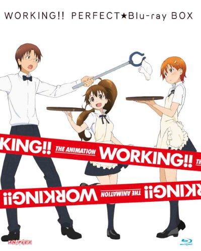 【新品】 「WORKING!!」PERFECT☆Blu-ray BOX