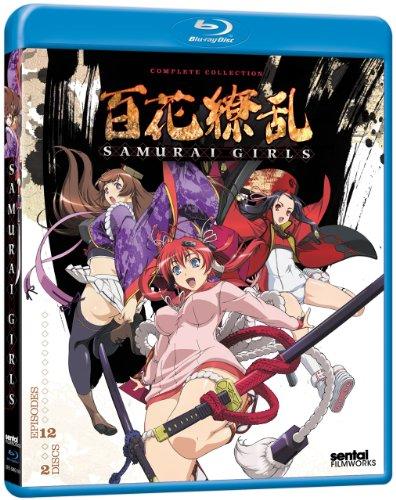 【新品】 Samurai Girls Complete Collection [Blu-ray] [Import]