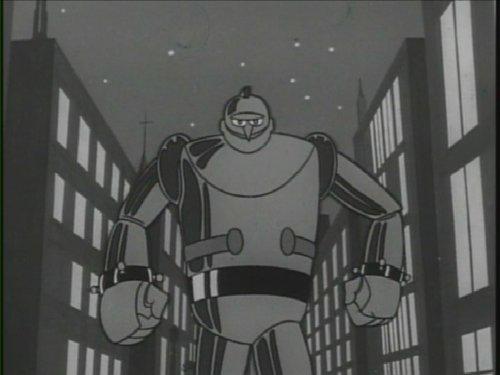 【新品】 ベストフィールド創立10周年記念企画第3弾 テレビまんが放送開始50周年記念企画第5弾 想い出のアニメライブラリー 第23集 鉄人28号 HDリマスター