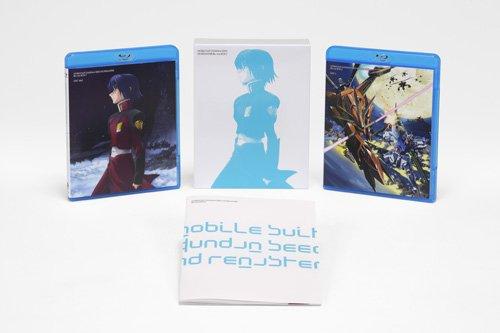 【新品】 機動戦士ガンダムSEED HDリマスター Blu-ray BOX 〔MOBILE SUIT GUNDAM SEED HD REMASTER BOX〕 2