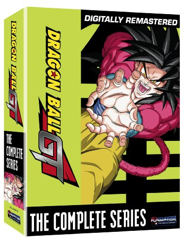 【新品】 Dragon Ball GT: The Complete Series (ドラゴンボールGT) [DVD][Import]