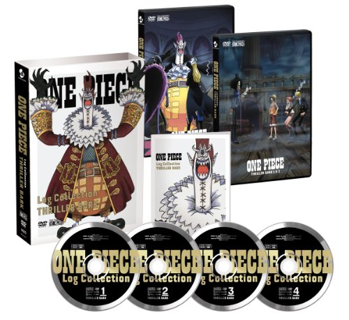 """【新品】 ONE PIECE Log Collection  """"THRILLER BARK""""[DVD]"""