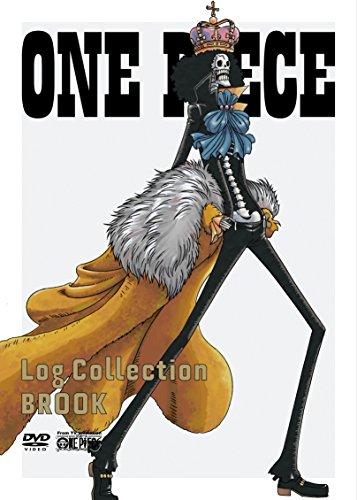 """【新品】 ONE PIECE Log Collection  """"BROOK"""" (初回限定版) [DVD]"""