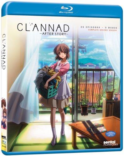 【新品】 Clannad: After Story Complete Collection [Blu-ray] [Import]