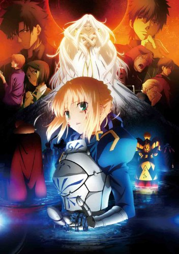【新品】 『Fate/Zero』 Blu-ray Disc Box II [Blu-ray]
