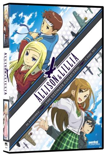 【新品】 Allison & Lillia : The Ultimate Collection [DVD] [Import]