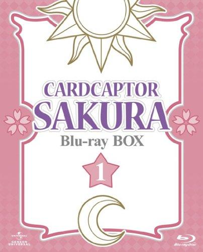 【新品】 カードキャプターさくら Blu-ray BOX1 (初回限定生産)
