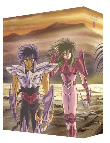【新品】 聖闘士星矢 DVD-BOX II