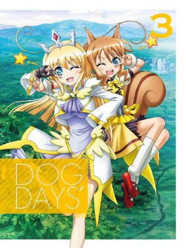 【新品】 DOG DAYS´ 3(完全生産限定版) [Blu-ray]