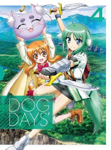 【新品】 DOG DAYS´ 4(完全生産限定版) [Blu-ray]