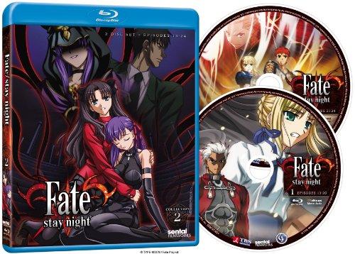 【新品】 Fate / Stay Night TV Collection 2 [Blu-ray] [Import]