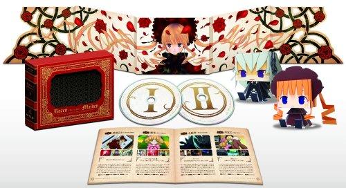 【新品】 ローゼンメイデン Blu-ray BOX (1)
