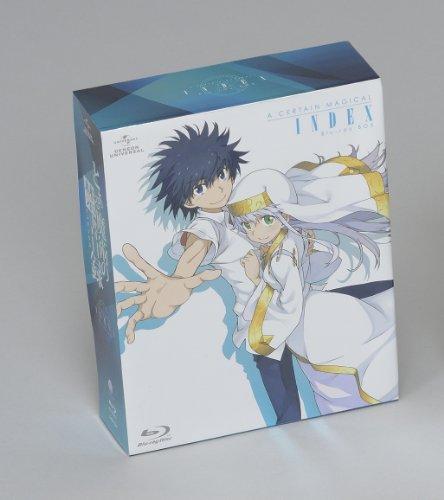 【新品】 とある魔術の禁書目録 Blu-ray BOX〈初回限定生産〉