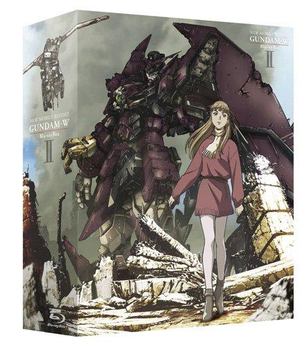 【新品】 新機動戦記ガンダムW Blu-ray Box 2 (期間限定生産: 2015年1月28日まで)