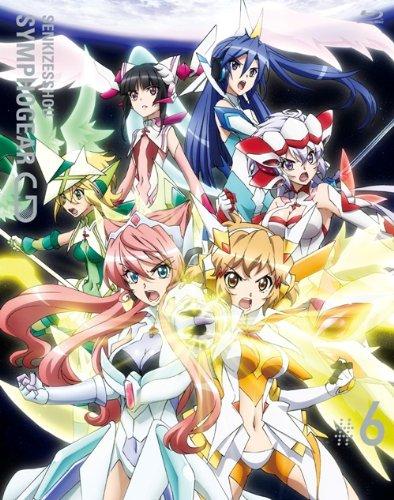 【新品】 戦姫絶唱シンフォギアG 6(期間限定版)(Blu-ray Disc)