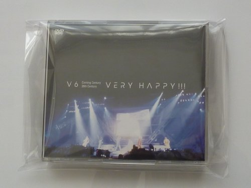 【新品】 VERY HAPPY!!! [DVD]