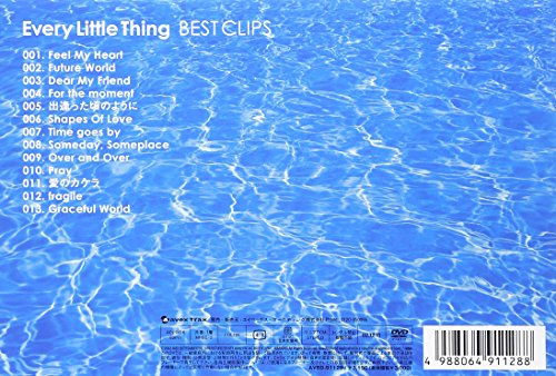 【新品】 Every Little Thing - BEST CLIPS [DVD]