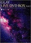 【新品】 GLAY LIVE DVD BOX Vol.1(includes LIVE DVD 3TITLES & GLAY Perfect Data 1994-2004)