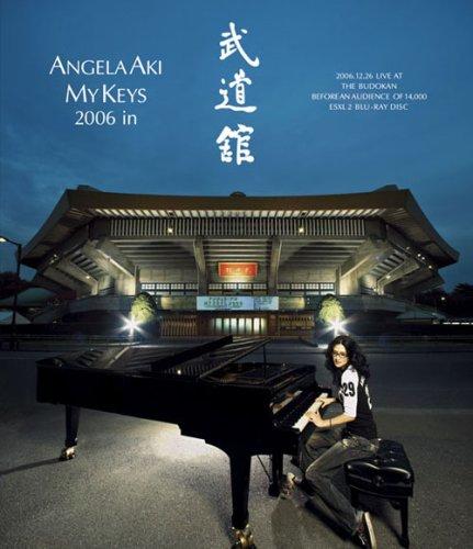 【新品】 アンジェラ・アキ MY KEYS 2006 in 武道館 [Blu-ray]