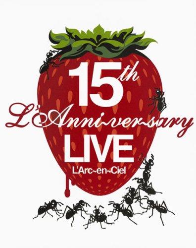 【新品】 15th L'Anniversary Live [DVD]