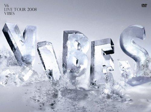 【新品】 V6 LIVE TOUR 2008 VIBES【初回生産限定】(ジャケットA) [DVD]