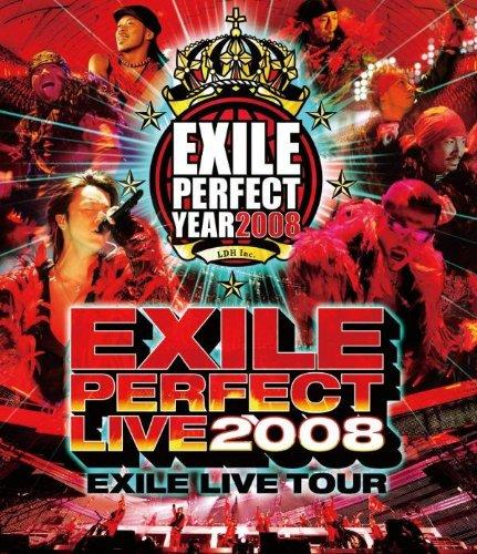 """【新品】 EXILE LIVE TOUR """"EXILE PERFECT LIVE 2008"""" [Blu-ray]"""