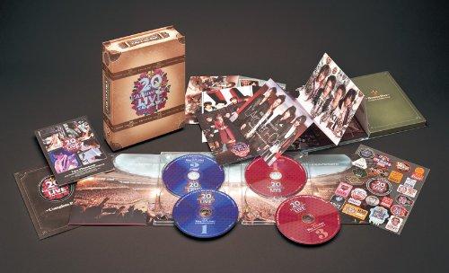 【新品】 20th L'Anniversary LIVE -Complete Box-(完全生産限定盤) [DVD]
