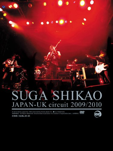 【新品】 JAPAN-UK circuit 2009/2010 [DVD]
